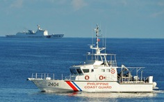 Philippines phản đối Trung Quốc khiêu khích hơn 200 lần trên biển