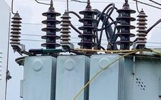 Ông thợ điện chuyên nghề cắt trộm dây nhiều trạm biến áp