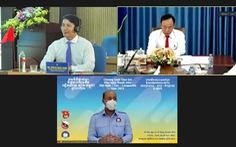 Chia sẻ kinh nghiệm, chung tay đẩy lùi dịch bệnh tại 3 nước Việt Nam - Lào - Campuchia