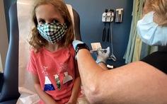 Vắc xin Pfizer hiệu quả gần 91% ở trẻ 5-11 tuổi