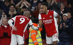Arsenal tìm lại niềm vui chiến thắng tại Premier League