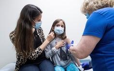FDA: Lợi ích vắc xin Pfizer cho trẻ 5-11 tuổi lớn hơn nguy cơ viêm tim