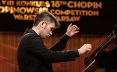 Người thứ hai mang dòng máu Việt được vinh danh tại cuộc thi Chopin