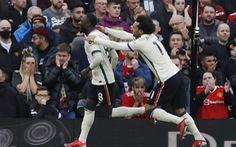 Man United thảm bại 0-5 trước Liverpool tại Old Trafford