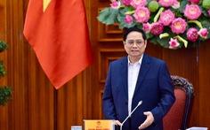 Thủ tướng chủ trì thảo luận về chương trình phục hồi tổng thể kinh tế - xã hội