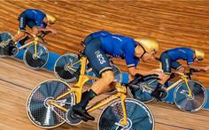 Dàn xe đua của tuyển Ý bị trộm tại giải vô địch thế giới