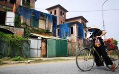 Xóm 'ổ chuột' giữa làng biệt thự ở Hà Nội