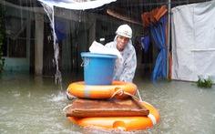 Quảng Nam: Hơn 5.000 nhà bị ngập lũ, sơ tán 2.500 người, 1 người mất tích