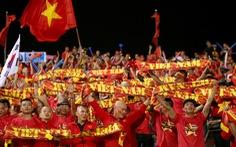 Ngày 27-10 bán vé các trận tuyển Việt Nam với Nhật, Saudi Arabia, giá cao nhất 1,2 triệu đồng