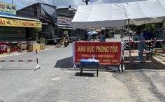 Phát hiện thêm 100 ca nhiễm, An Giang công bố dịch cấp độ 4 ở 2 thị trấn