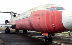Đề nghị giao chiếc Boeing bị bỏ rơi tại Nội Bài làm giáo cụ cho học viên hàng không