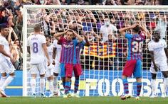 Aguero ghi bàn nhưng Barca vẫn 'trắng tay' trước Real Madrid