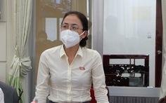 Nữ đại biểu Thái Bình họp Quốc hội... tại TP.HCM
