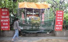 Có nên làm bãi đỗ xe trước nghĩa trủng Phước Ninh?