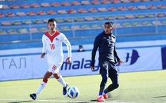 Thái Lan bất ngờ bị Mông Cổ cầm chân tại vòng loại U23 châu Á