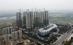 Evergrande nối lại 10 dự án, báo Trung Quốc tiếp tục trấn an