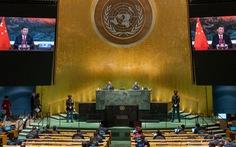 Ông Tập Cận Bình: Trung Quốc sẽ kiến tạo hòa bình thế giới