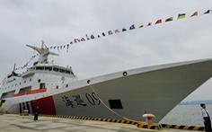 Trung Quốc muốn gì khi đưa tàu tuần tra 10.000 tấn xuống Biển Đông?