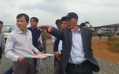 Xé nát vùng chè Bảo Lộc: Bắt đầu giám định hiện trường trong 10 ngày
