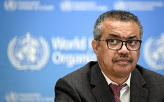 Tổng giám đốc WHO nói đại dịch COVID-19 'còn lâu mới kết thúc'