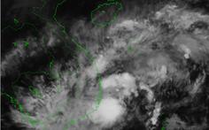 Đêm 26 rạng 27-10, áp thấp nhiệt đới hướng vào Khánh Hòa đến Bình Thuận, Đông Nam Bộ mưa lớn