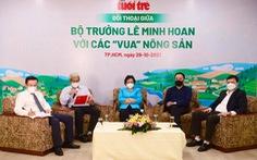 Bộ trưởng Lê Minh Hoan: Rồi mọi chuyện sẽ qua!
