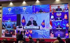 ASEAN nhất trí đẩy mạnh tiêm chủng COVID-19 toàn dân và phục hồi kinh tế