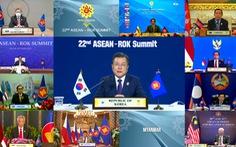 Hàn Quốc tặng ASEAN thêm 5 triệu USD chống COVID-19