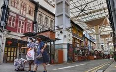 Phố ẩm thực Chinatown, biểu tượng ở Singapore sập tiệm thảm hại vì COVID-19