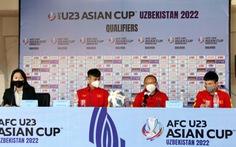 HLV Park HangSeo: 'Chúng tôi muốn thắng cả U23 Đài Loan lẫn U23 Myanmar'