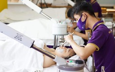 Học làm đẹp - Bước ngoặt đáng giá và xu hướng chuyên nghiệp hóa nghề làm đẹp