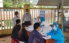 Ổ dịch ở huyện miền núi Nam Trà My với gần 90 người dương tính với COVID-19