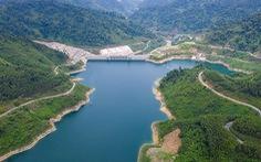 Các hồ thủy điện trên hệ sông Vu Gia tham gia vận hành cắt lũ