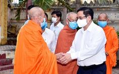 Thủ tướng kêu gọi chức sắc, chức việc các tôn giáo tiếp tục đoàn kết, chung sức chống dịch