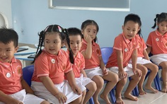 TP.HCM: Dự thảo mở cửa trường học, cấp độ dịch 1 - 2 được dạy trực tiếp