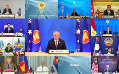 Hội nghị cấp cao ASEAN và các đối tác: Tiếp tục chia sẻ và củng cố niềm tin