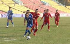 U23 Việt Nam thắng vất vả Đài Loan 1-0 ở vòng loại Giải U23 châu Á 2022