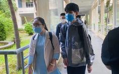 Đà Nẵng lùi thời gian học tại trường đến giữa tháng 11