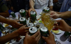 Không phải 100% cơ sở ăn uống tại TP Thủ Đức và quận 7 được bán rượu bia