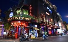 Sở Y tế TP.HCM đề xuất điều kiện mở vũ trường, karaoke, quán bar, bán hàng rong...
