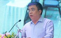 Vụ trưởng Vụ Kế hoạch - tài chính (Bộ Giáo dục - đào tạo) có đơn từ chức