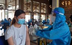 Ngày 31-10 tiêm xong mũi 2 vắc xin COVID-19 cho dân trên đảo Phú Quốc