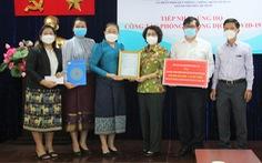 Tổng lãnh sự Lào: 'Tôi cảm ơn TP.HCM đã chăm lo cho công dân Lào'