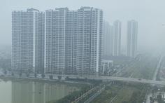 Chất lượng không khí Hà Nội đang ở mức kém và xấu