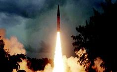 Ấn Độ thử thành công tên lửa đạn đạo có khả năng mang đầu đạn hạt nhân