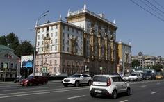 Mỹ cảnh báo đại sứ quán ở Nga sẽ ngừng hoạt động