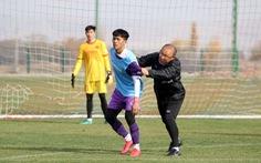 Ông Park rèn U23 Việt Nam 'bở hơi tai' sau trận thắng chật vật U23 Đài Loan