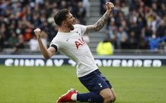 Tottenham thắng Aston Villa, cắt chuỗi 3 trận thua liên tiếp