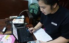 Mua máy cho con học online: Để tránh tiền mất tật mang