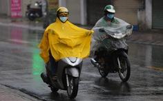 Chiều tối nay, Nam Bộ, Tây Nguyên có mưa rất to